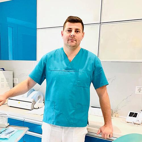 Dr. Kuna Attila fogorvos